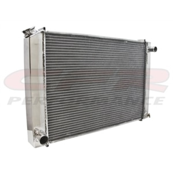 Polished 1979-1993 Ford 5.0L 302 Radiator HZ-79MU-ML-POL