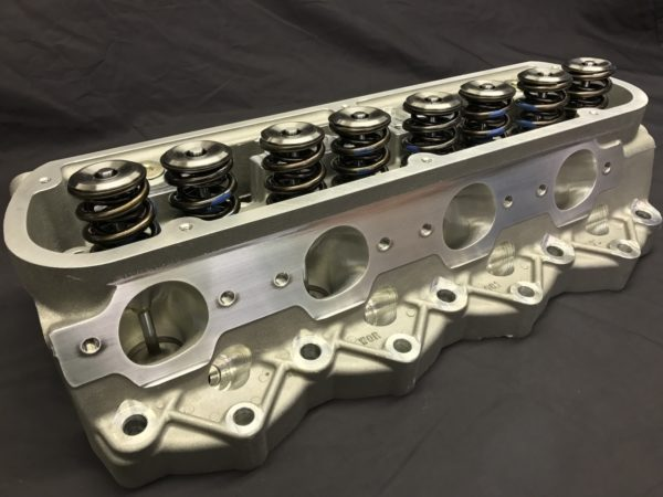 "Bill Mitchell Products BMP 023015C - Cylinder Heads Aluminum Ford Small Block 310cc 64cc 10Degree 2.250"" x 1.625"" CNC PORTED"
