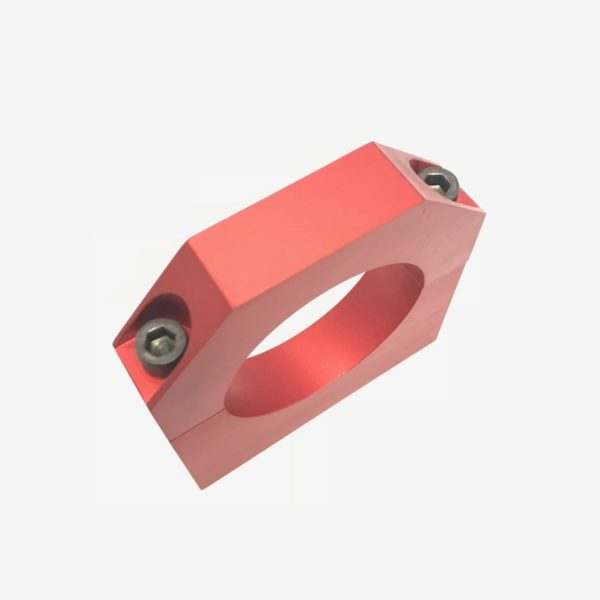 "BMP - 2.000"" Billet Aluminum Bottle Clamp with 1.625"" Roll Bar Clamp"