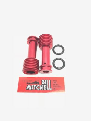 BMP 701804-2 - Oil Restrictors, BMP / World SBC, BBC, SBF Aluminum/Iron Blocks