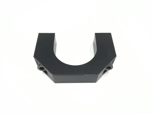 "BMP - 1.625""  Billet Aluminum Black Roll Bar Clamp"