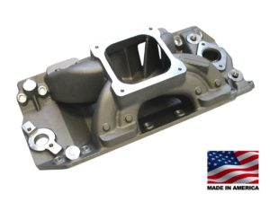"Bill Mitchell Products BMP 063041 - Intake Manifold Chevy Big Block 10.200"" 4500 Carb Flange"