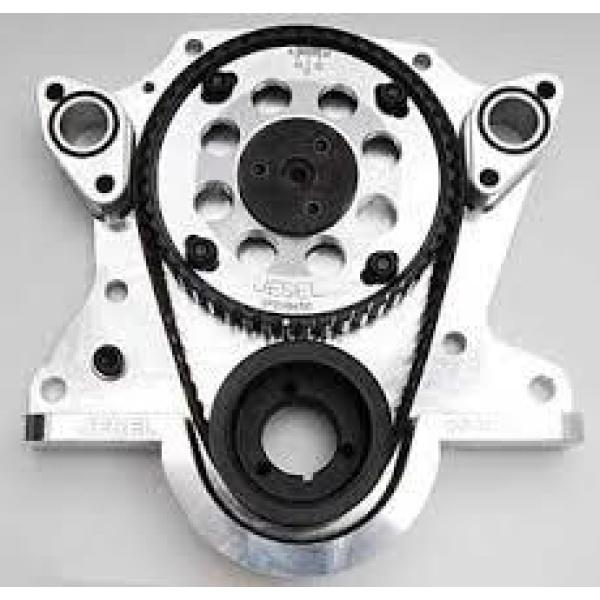 Jesel KBD34150 - Belt Drive Systems Ford Small Block w/Mechanical Fuel Pump