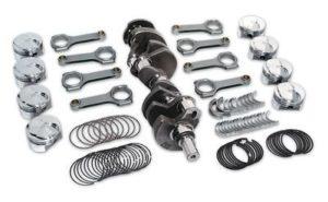 "Scat Rotating Kit 454 High Compression Ford Small Block (9.500"") 1-46588BI"
