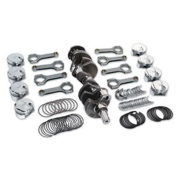 """Scat Rotating Kit 347 Low Compression Ford Small Block (8.200"""") 1-45360BE"""