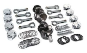 """Scat Rotating Kit 347 High Compression Ford Small Block (8.200"""") 1-45415BE"""