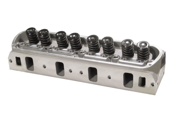 "Dart 13101182 Cylinder Heads Aluminum Small Block Ford Pro1 170cc 58cc 1.940"" x 1.600"", Assembly w/ 1.437"" Dual Springs for Hydraulic Roller or Flat Tappet Cam"