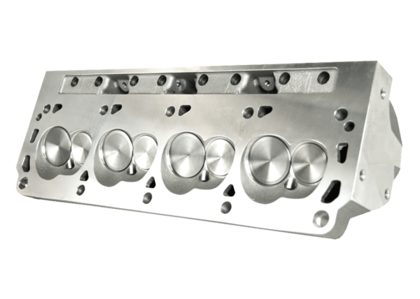 "Dart 13211112 Cylinder Heads Aluminum Small Block Ford Pro1 195cc 62cc 2.020"" x 1.600"", Assembly w/ 1.437"" Dual Springs for Hydraulic Roller or Flat Tappet Cam"