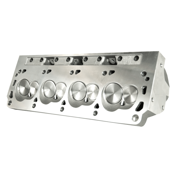 "Dart 13201112 Cylinder Heads Aluminum Small Block Ford Pro1 195cc 58cc 2.020"" x 1.600"", Assembly w/ 1.437"" Dual Springs for Hydraulic Roller or Flat Tappet Cam"
