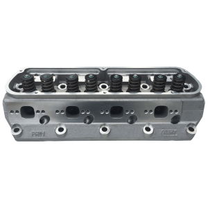 "Dart 13071122 Cylinder Heads Aluminum Small Block Ford Pro1 210cc 62cc 2.050"" x 1.600"", CNC Assembly w/ 1.437"" Dual Springs for Hydraulic Roller or Flat Tappet Cam"