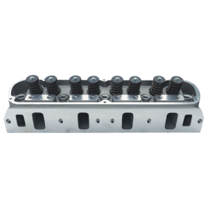 """Dart 13211111 Cylinder Heads Aluminum Small Block Ford Pro1 195cc 62cc 2.020"""" x 1.600"""", Assembly w/ 1.250"""" Single Springs for Hydraulic Flat Tappet Cam"""