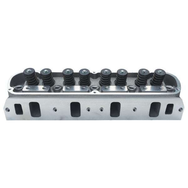 "Dart 13211111 Cylinder Heads Aluminum Small Block Ford Pro1 195cc 62cc 2.020"" x 1.600"", Assembly w/ 1.250"" Single Springs for Hydraulic Flat Tappet Cam"