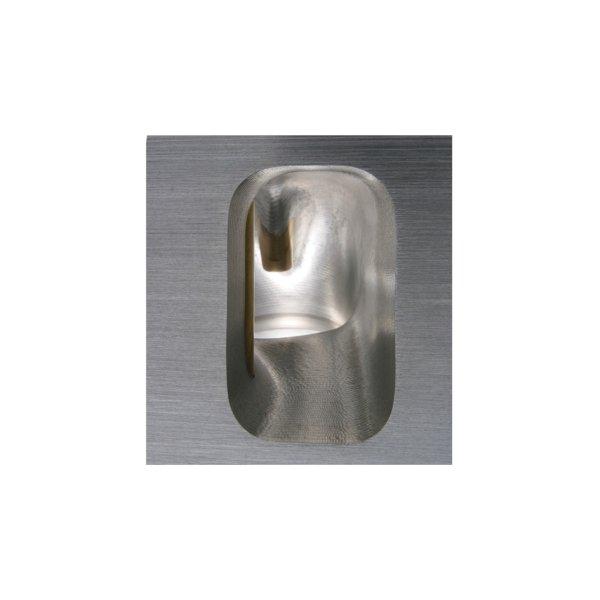 "Dart 13071020 Cylinder Heads Aluminum Small Block Ford Pro1 210cc 62cc 2.050"" x 1.600"", CNC Bare Casting"