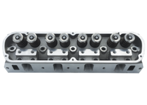 "Dart 13072142 Cylinder Heads Aluminum Small Block Ford Pro1 225cc 62cc 2.080"" x 1.600"", CNC Assembly w/ 1.437"" Dual Springs for Hydraulic Roller or Flat Tappet Cam"
