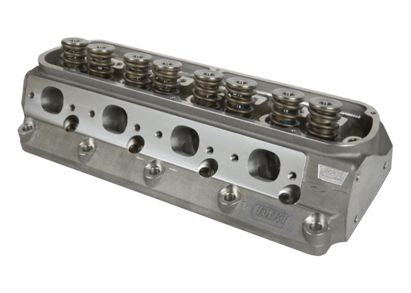 """Dart 13072143 Cylinder Heads Aluminum Small Block Ford Pro1 225cc 62cc 2.080"""" x 1.600"""", CNC Assembly w/ 1.550"""" Dual Springs for Solid Roller Cam"""
