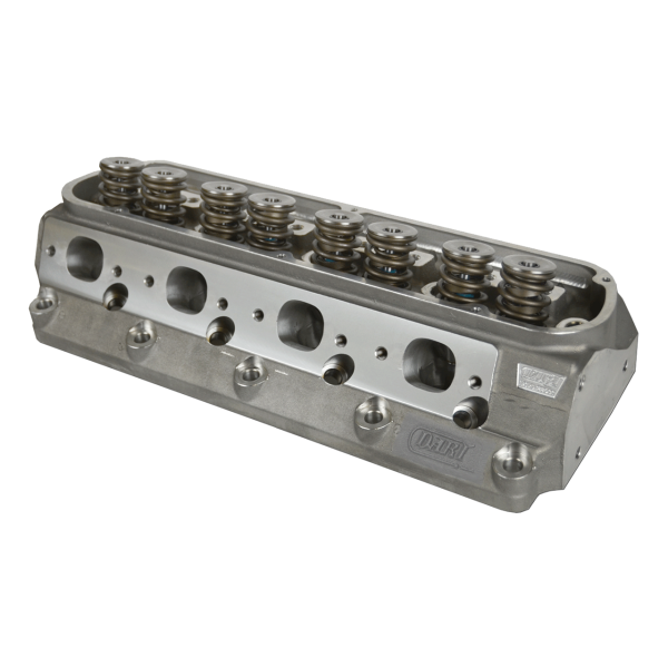 "Dart 13072143 Cylinder Heads Aluminum Small Block Ford Pro1 225cc 62cc 2.080"" x 1.600"", CNC Assembly w/ 1.550"" Dual Springs for Solid Roller Cam"