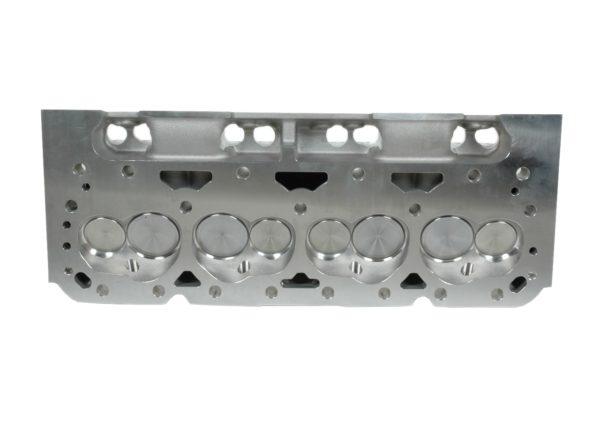 "Dart 11110010P Cylinder Heads Aluminum Small Block Chevy Pro1 180cc 64cc 2.020"" x 1.600"" Angled Plug, Bare Casting"
