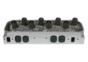 "Dart 19000172 Cylinder Heads Aluminum Big Block Chevy Pro1 275cc 2.190"" x 1.880"" Oval Port, Assembly w/ 1.550"" Dual Springs for Solid Roller Lifters"