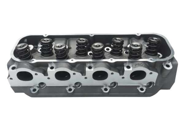 "Dart 19000172M Cylinder Heads Aluminum Big Block Chevy Pro1 275cc 2.190"" x 1.880"" Oval Port Marine, Assembly w/ 1.550"" Dual Springs for Hydraulic Roller Lifters"