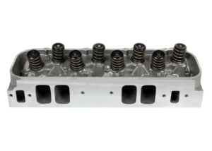 "Dart 19300132 Cylinder Heads Aluminum Big Block Chevy Pro1 345cc 2.300"" x 1.880"" ,  Assembly w/ 1.550"" Dual Springs for Solid Roller Cam"