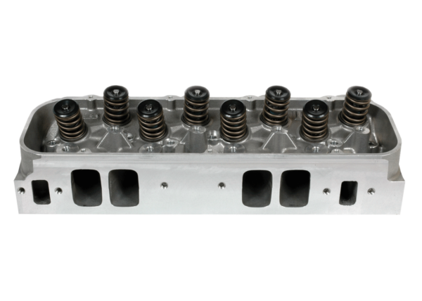 "Dart 19100111 Cylinder Heads Aluminum Big Block Chevy Pro1 310cc 2.250"" x 1.880"", Assembly w/ 1.550"" Single Springs for Hydraulic Flat Tappet Lifters"