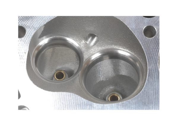 "Dart 19100030M Cylinder Heads Aluminum Big Block Chevy Pro1 310cc 2.300"" x 1.880"" Marine,  Bare Casting"
