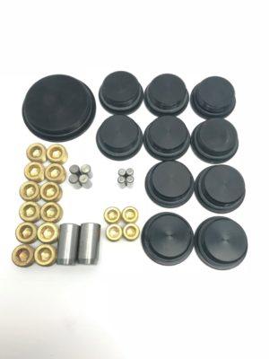 BMP 703897SBCAK - Block Plug/Dowel kit Chevy Small Block BMP Aluminum