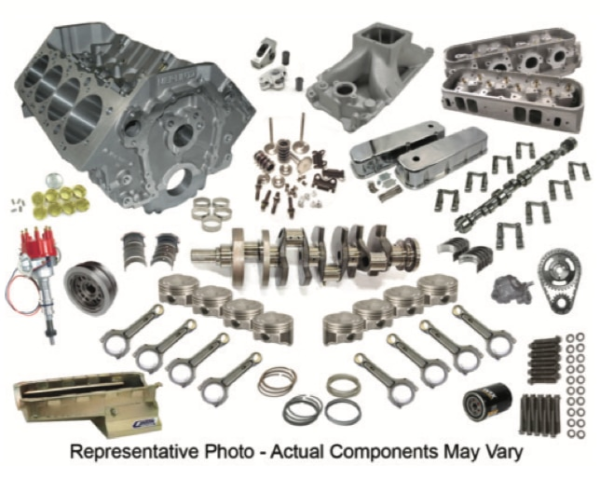 Big Block Chevy 632 Cubic Inch Drag Race Engine Kit