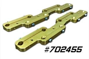 World Products 702455WP - Chevy Big Block Stud Girdle (World Products Merlin Cast Iron Cylinder Heads)