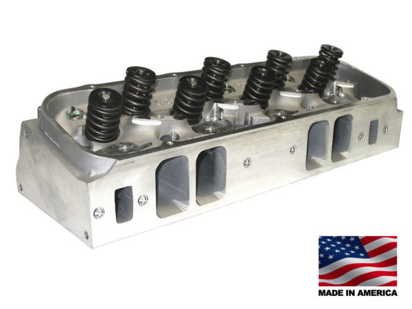 "Bill Mitchell Products BMP 020650 - Cylinder Heads Aluminum Chevy Big Block 310cc 119cc 24Degree 2.300"" x 1.880"""