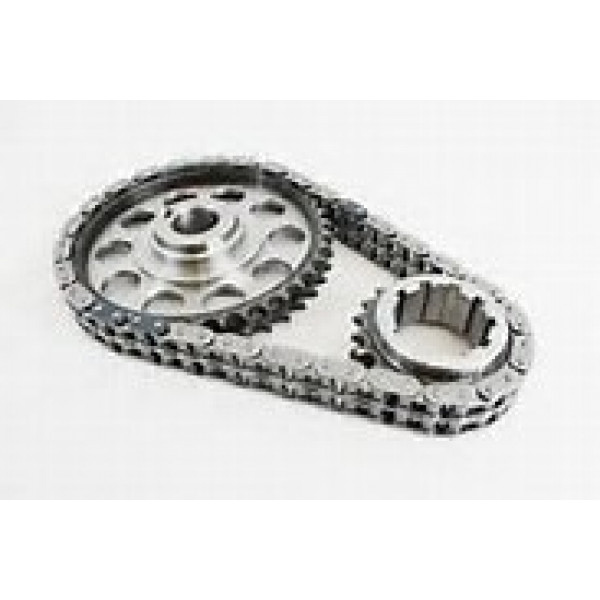 ROLLMASTER CS3031 - Timing Chain Ford Small Block 302/351 PRE/EFI Gold Series with Torrington bearing & nitrided sprockets, 9 keyway crank sprocket