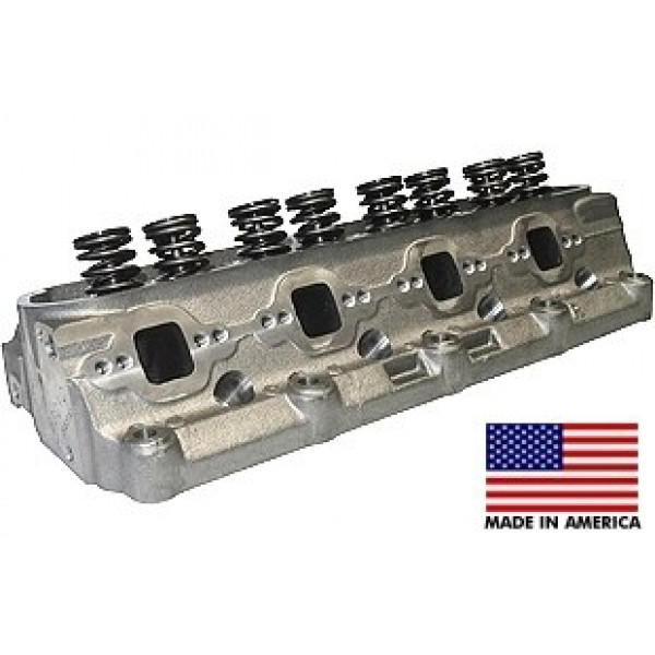 "World Products 053030-1 - Cylinder Heads Cast Iron Ford Small Block WINDSOR JR. 180cc 58cc 20Degree 1.940"" x 1.500"", Assembly w/ 1.250"" springs for hydraulic flat tappet lifters"