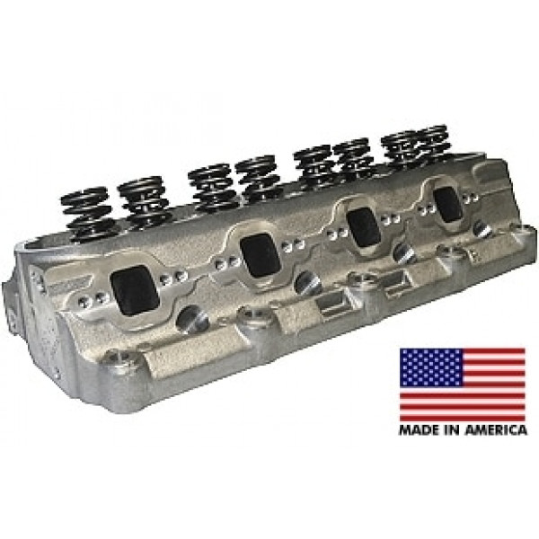 "World Products 053030-3 - Cylinder Heads Cast Iron Ford Small Block WINDSOR JR. 180cc 58cc 20Degree 1.940"" x 1.500"", Assembly w/ 1.500"" springs for solid.roller lifters"