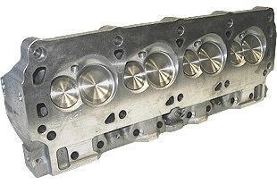 """World Products 053030-2 - Cylinder Heads Cast Iron Ford Small Block WINDSOR JR. 180cc 58cc 20Degree 1.940"""" x 1.500"""", Assembly w/ 1.437"""" springs for solid flat tappet or hyd.roller lifters"""