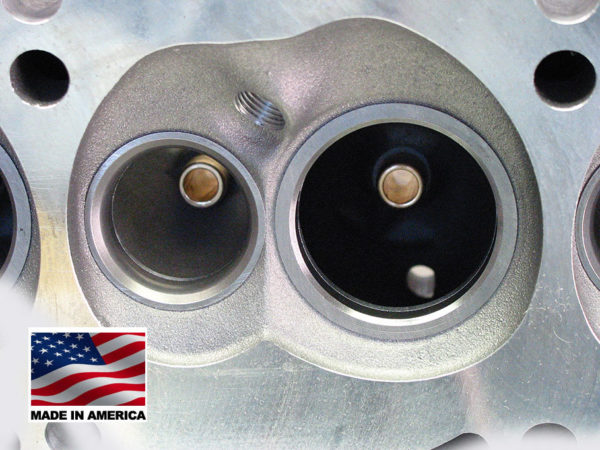"Bill Mitchell Products BMP 023015 - Cylinder Heads Aluminum Ford Small Block 285cc 64cc 10Degree 2.250"" x 1.625"""