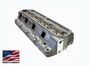 "Bill Mitchell Products BMP 023005C - Cylinder Heads Aluminum Ford Small Block 228cc 64cc 18Degree 2.020"" x 1.600"" CNC PORTED"