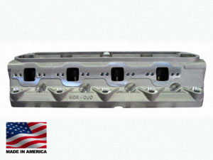 "Bill Mitchell Products BMP 023010 - Cylinder Heads Aluminum Ford Small Block 225cc 64cc 18Degree 2.080"" x 1.600"""