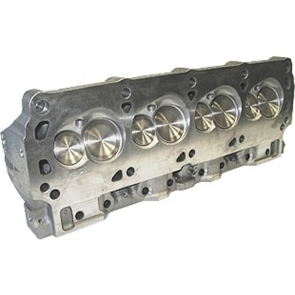 "World Products 053040 - Cylinder Heads Cast Iron Ford Small Block WINDSOR SR. 200cc 64cc 20Degree 2.020"" x 1.600"", Bare Castings"