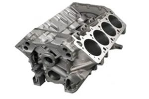 Mopar P5153860AB - Engine Block Cast Iron 440 Wedge
