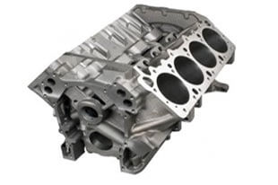 Mopar P5153862AB - Engine Block Cast Iron 426 HEMI