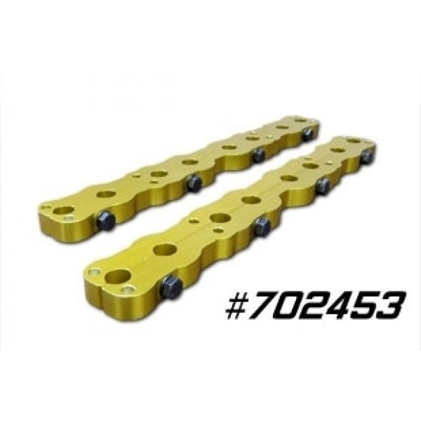 World Products 702451 - Chevy Small Block Stud Girdle (World Products Motown 220 Cast Iron Cylinder Heads)