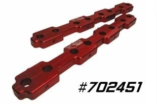 Bill Mitchell Products 702454 - Ford Small Block Stud Girdle (BMP Aluminum Cylinder Heads)
