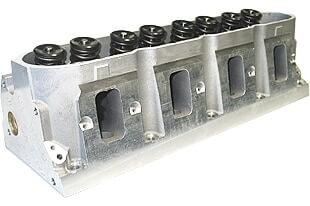 "Bill Mitchell Products BMP 025350 - Cylinder Heads Aluminum Chevy LS7 Block 285cc 64cc 12Degree 2.250"" x 1.625"""