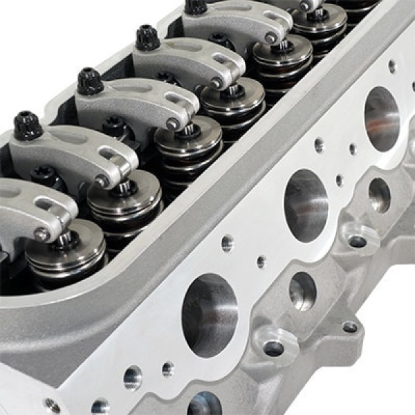 Jesel KPS499187 - Pro Series Shaft Mount Rocker System Chevy LS7 Style BMP Aluminum 12Degree Cylinder Heads