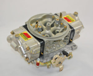 AED Performance - 830HO HP Series Carburetor, Gas, Std Booster, Billet Red Metering Blocks 830HO-RD