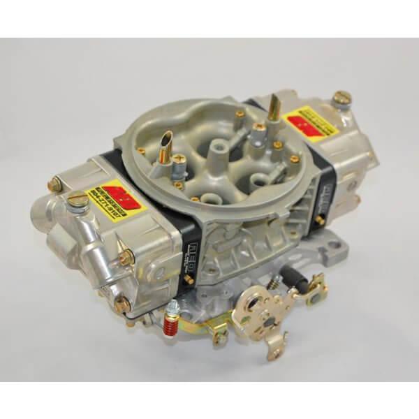 AED Performance - 830HO HP Series Carburetor, Gas, Std Booster, Billet Red Metering Blocks 830HO-RD